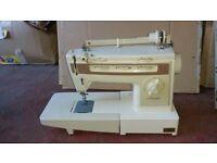 Finesse Sewing Machine