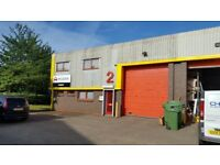 WANTED Closed industrial unit / Workshop to rent