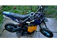 Mini moto pit dirt bike 50cc RUNNER