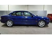 JAGUAR X-TYPE AWD [4X4] 2.5 SPORT V6 FULL LEATHER ONLY 62.000 MILES (PART EX WELCOME)
