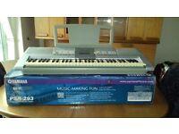 Yamaha PSR 293 Keyboard