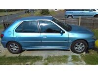 SWAP FOR 125cc MOTORBIKE PEUGEOT 306 Good Economical runner