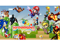 8tb Hyperspin Arcade - 200 x System wheels