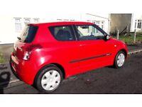 2010 suzuki swift 12 month mot very economical car