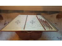 Beautiful sounding Hammered Dulcimer, in perfect condition