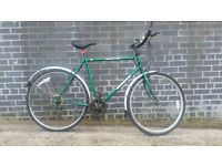 FULLY SERVICED ZED METRO TRAIL LARGE FRAME SIZE BICYCLE