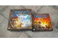 Descent & Lair of the Frost Wyrm Expansion Board Game