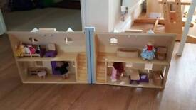 Melissa & Doug Dolls House