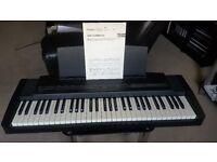 ROLAND EP5 Digital keyboard (61 keys) with original manual