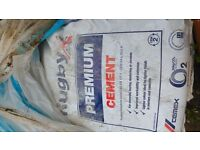8 bag of cement for sale.