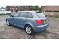 2011 AUDI A3 SE TDI TOP CONDITION ONLY £30 ROAD TAX 11 PLATE 12 M MOT AND 3 M NATIOWIDE WARRANTY