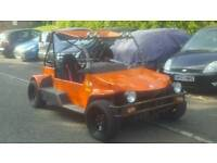 Road legal kit car mr2 2.0 sports beach buggy not aerial atom R1