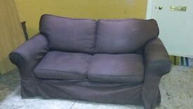 Large Two Seater Sofa Bed FREE FOR PICKUP