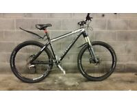 FULLY SERVICED HARDTAIL DARTMOOR PRIMAL WITH HYDRAULIC BRAKES BICYCLE