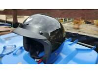 Frank thomas open face helmet