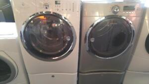 111- Laveuse Sécheuse Frontales ELECTROLUX Frontload Washer and Dryer