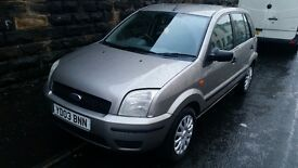 FORD FIESTA FUSION, TRADE IN WELCOME