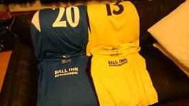 Puma Adult Football Shirts Blue