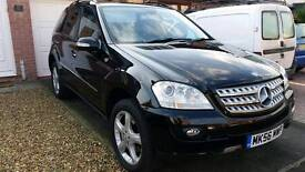 MERCEDES ML sport 2owners only 152k