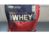 ON OPTIMUM NUTRITION WHEY PROTEIN GOLD STANDARD 3KG STRAWBERRY