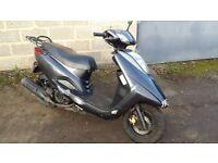 Yamaha xc125 vity