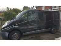 no vat cheap van with 6 seats