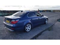 BMW 530D M Sport, 6 speed Manual