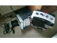 For sale ps3 console + games etc etc