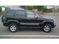 Jeep Cherokee Limited,Diesel Automatic 4x4,(vw,audi,bmw)