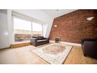 **2 BED FLAT** 2 BALCONIES + ROOF TERRACE! FURNISHED! HOLLOWAY, HORNSEY, FINSBURY PARK, ARCHWAY N19!
