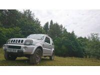 Suzuki JIMNY 1.3 4x4 M13A 2002
