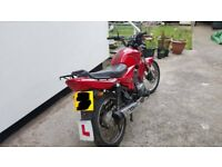 CCM RL 125cc Full log book and MOT £500ono