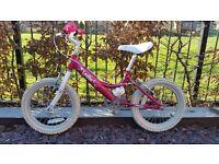 "Dawes Lottie Girls bike 16"" wheel (Aluminium frame)"