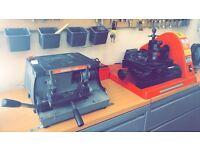 Yale & Mortice Key Cutting Machines