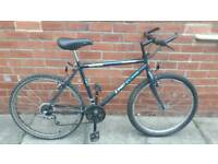 Adults Universal Bike 19 inch frame 26 inch wheels Good Working condition ready to ride