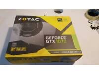 Zotac gtx 1070 8gb mini