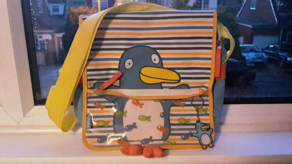 'Tula' Penguin Bag !