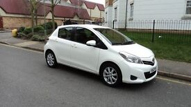 Toyota Yaris 1.33 VVT-i SR 5dr (Touch & Go) 2012 (12) Manual £4975