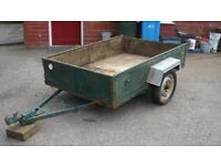 6 x 4 Car Trailer for sale