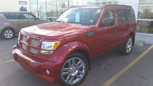 2010 Dodge Nitro SXT- LOW MILEAGE - All Wheel Drive!  Winter is