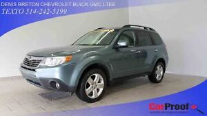 2010 Subaru Forester LIMITED, CUIR, TOIT OUVRANT