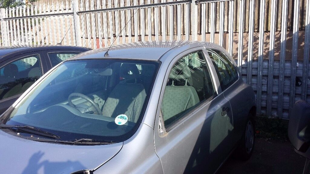 Nissan Micra Driver Mirror 2001