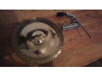 sabian aax china cymbal 14 inch like new
