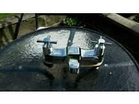 Mixer bath tap
