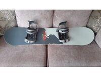 Scott snowboard for ladies