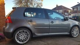 VW Golf Gti 5 Door Auto