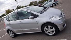 2005/05 Mercedes A Class Silver Automatic Petrol 43000 miles only very good condition. ONO