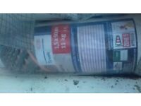 Tyvek 9 rolls for sale. 1.5x50m all for £700
