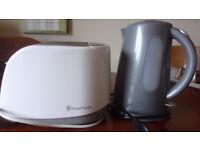 Russell Hobbs toaster & Asda branded kettle