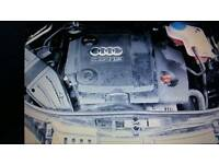 Audi a4 2liter tdi engine and gear box